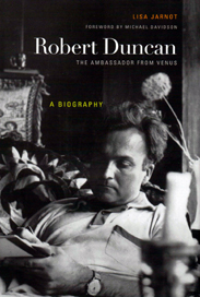 Robert Duncan biog cover copy