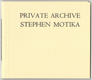 Private Archive (2016)